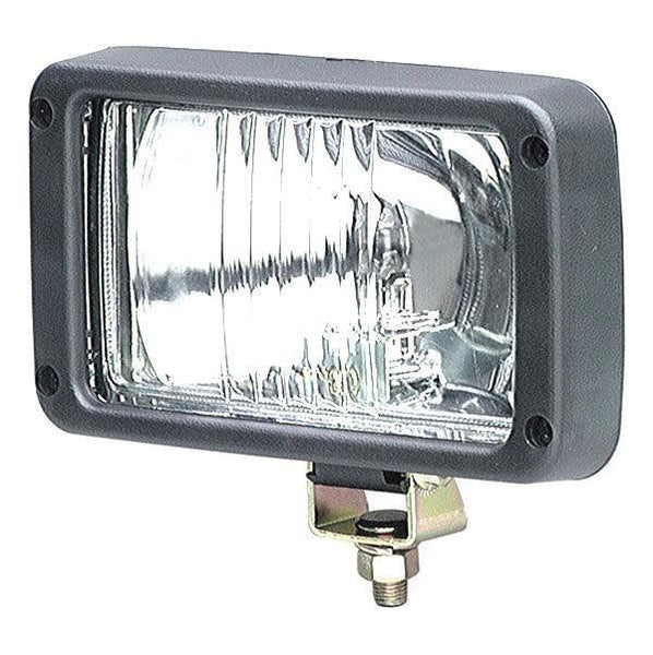 Grote 63151-5 Rectangular Halogen Work Lamp- Flood