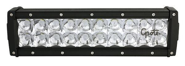 "Grote 64J11 – 10"" LED Off Road Light Bar, Black"