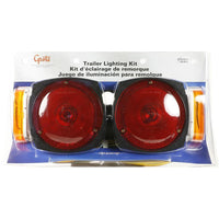 Grote 65350-5 Trailer Lighting Kit w/ Clearance/Marker Lamp