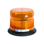 "ECCO 6550A SAE CLASS II, Amber Strobe Beacon, 3 Bolt, 1"" Pipe - Levine Auto and Truck Lighting"