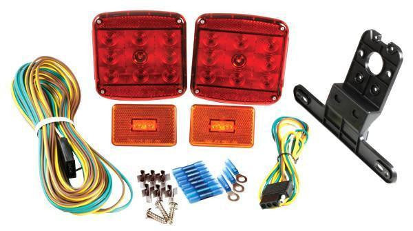 Grote 65870-5 LED Trailer Light Kit (Discontinued)