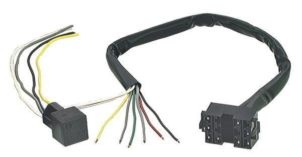 grote 69690 universal plug-in wiring harness with lift-to-dim on bell