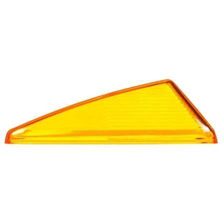 Truck-Lite 07021 Yellow Triangular Replacement Lens