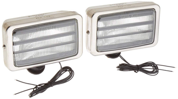 Grote 05001-5 Per-Lux® 500 Series, Halogen All Weather Louvered, H9421, 1 Pair