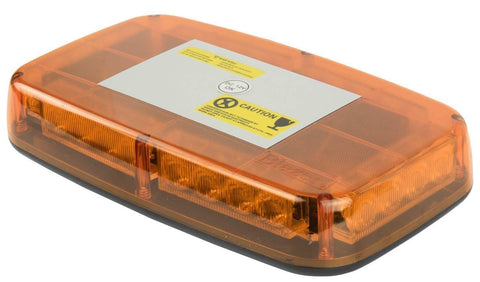 Blazer C4855AW - Amber LED MINI Warning Light Bar - Levine Auto and Truck Lighting