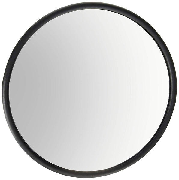"Grote 12983 8 1/2"" Convex Mirror With Center Mount Ball Stud- Plastic Housing, Chrome"