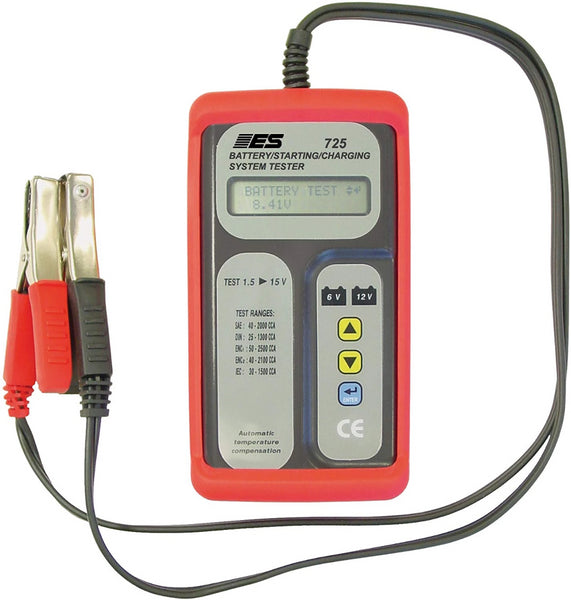 ESI #725 Battery Tester & Starting/Charging System Tester