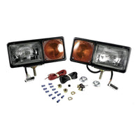 Grote 64291-4 Per-Lux® Sealed Beam Snowplow Light Kit w/ Connectors - Levine Auto and Truck Lighting