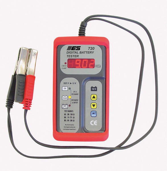 ESI #720 Digital Battery Tester