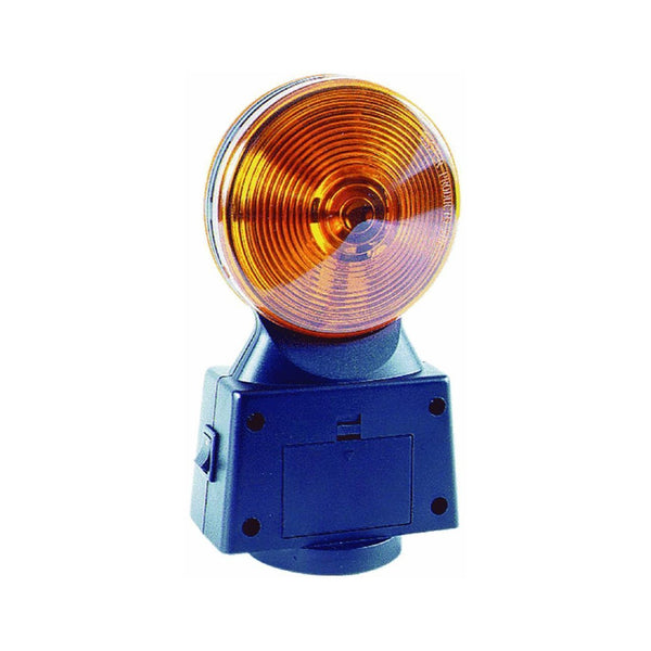 Peterson V314MA Amber, Magnetic, Battery Powered, Hazard – Flashing Light