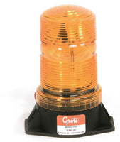 Grote 77013 Yellow Material Handling Strobe - Levine Auto and Truck Lighting