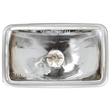 Truck-Lite 80204 Halogen 80 Series 4x6 in. Rectangular Replacement Spot Light 1 Bulb 12V