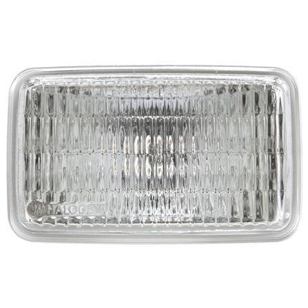 Truck-Lite 80207 Rectangular 80 Series 4x6 In. Medium Flood Halogen Replacement Bulb 12V