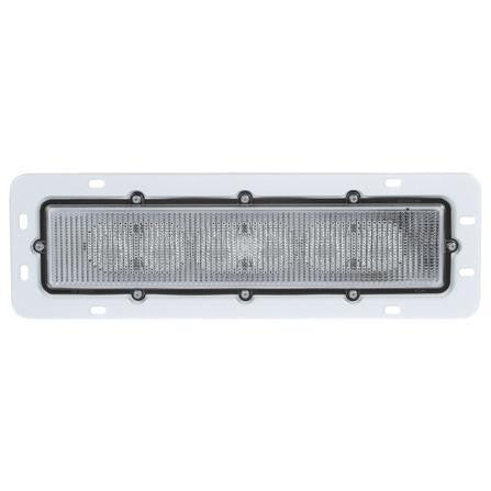 Truck-Lite 80250C 80 Series, LED, 6 Diode, Clear, Rectangular, 12-24V