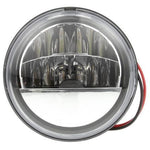 Truck-Lite 80275 Clear Polycarbonate LED Auxiliary Light 12V, Fog & Driving Light, Truck-Lite