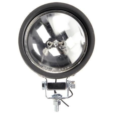 Truck-Lite 80374 80 Series Par 36 Round Incan Spot Light Black 1 Bulb 12V