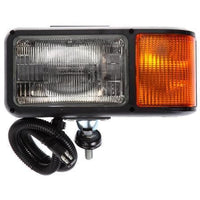 Truck-Lite 80810 LH Side, Halogen, 4 x 6 in. Rectangular, Snow Plow Light, 12V, Plow Lights, Truck-Lite