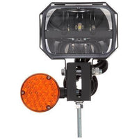 Truck-Lite 80875 Universal, LED, 5 x 7 in. Rectangular, Snow Plow Light, 12-24V, Kit