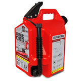SureCan 5 Gallon Gasoline Can (5 Gal) SUR50G1