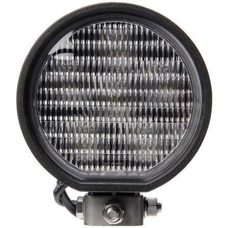 Truck-Lite 81380 81 Series 4 in Round LED Flood Light Black 6 Diode 12V