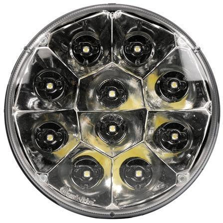 Truck-Lite 81701 LED Head Light 81 Series 7 in. Round LED Spot Light