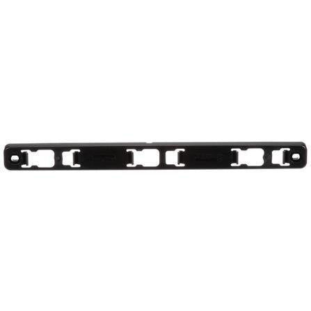 "Truck-Lite 00817 Black 15 Series, 6"" Centers, Replacement ID Bar"