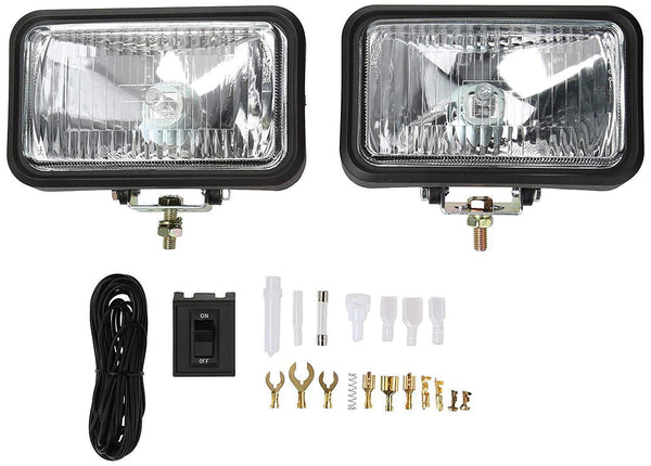 Grote 64401-5 Clear Sport & Utility Driving Light Kit - Levine Auto and Truck Lighting