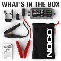 NOCO® GB40 Boost Plus 1000A UltraSafe Lithium Jump Starter - Levine Auto and Truck Lighting