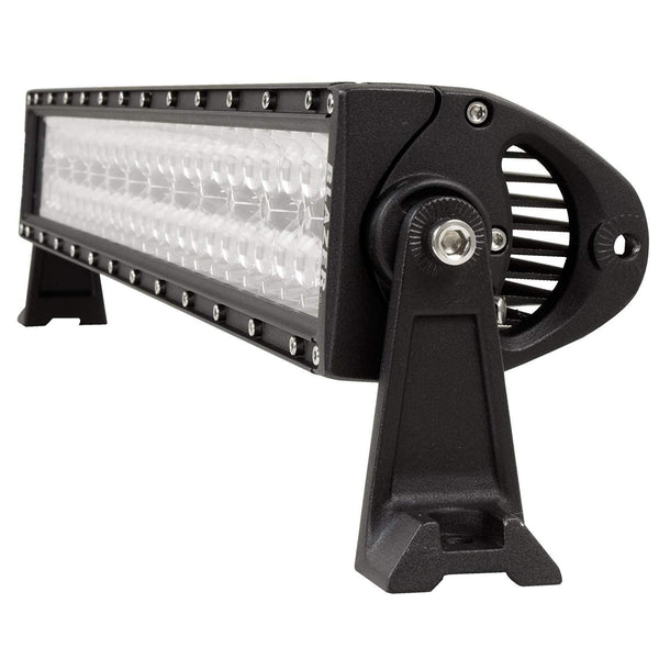 "Blazer CWL524D - White Light 24"" LED Double Row Light Bar - Levine Auto and Truck Lighting"