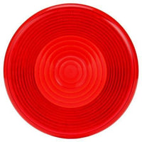 Truck-Lite 8919 Circular, Red, Acrylic, Replacement Lens, Snap-Fit