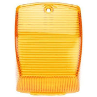 Truck-Lite 8925A Rectangular, Yellow, Polycarbonate, Replacement Lens, 1 Screw