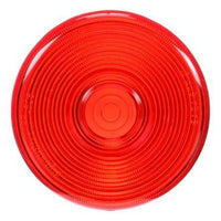 Truck-Lite 8936 Circular, Red, Polycarbonate, Replacement Lens, Snap-Fit