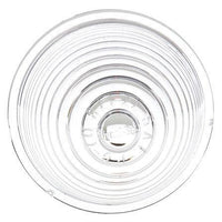 Truck-Lite 9004W Beehive, Clear, Acrylic, Replacement Lens, Snap-Fit