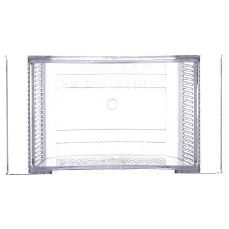 Truck-Lite 9005W Rectangular, Clear, Polycarbonate, Replacement Lens, Snap-Fit