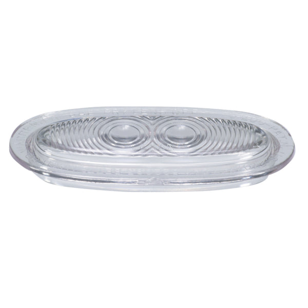 Betts 920048 Clear Oval, Acrylic Replacement Lens For Betts, And Do-Ray Lights