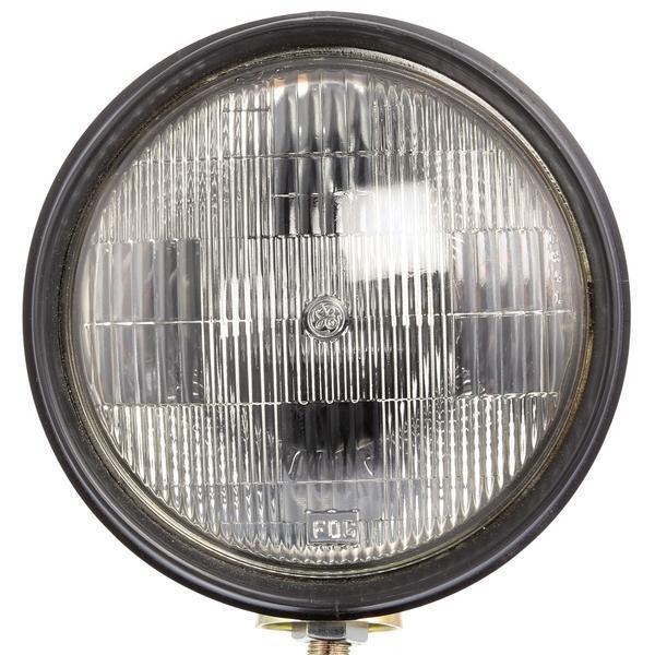 Truck-Lite 631W Par 46 Round 5in. Incandescent Clear Glass Fog lamp w/ Stripped End, 12V