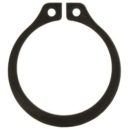 Truck-Lite 92808 Round, Black Steel, Retaining Ring for 92676Y/ 92677Y
