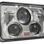 Grote 94401-5 LED Combo Headlight, Sealed Beam, 4x6 High/Low Beam - Levine Auto and Truck Lighting