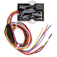 Truck-Lite 97302 DRL System, Metal Housing, Hardwired, Blunt Cut 12V