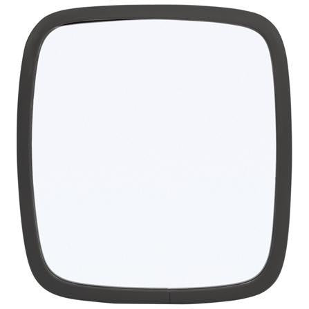 Truck-Lite 97671 6 x 6 in Step Van Assemblies White Stainless Steel Convex Mirror Rectangular