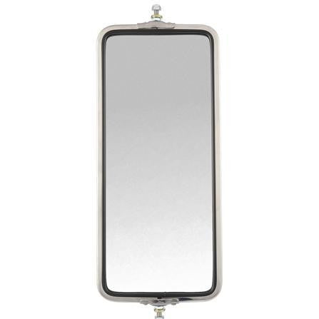 Truck-Lite 97822 OEM Style 7 x 16 in West Coast Mirror Silver Stainless Steel