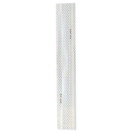 Truck-Lite 98105 White Reflective Tape, 2 in. x 12 in.