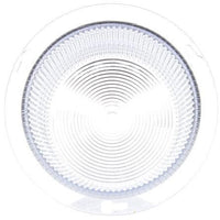 Truck-Lite 99145C Circular, Clear, Polycarbonate, Replacement Lens, 3 Screw