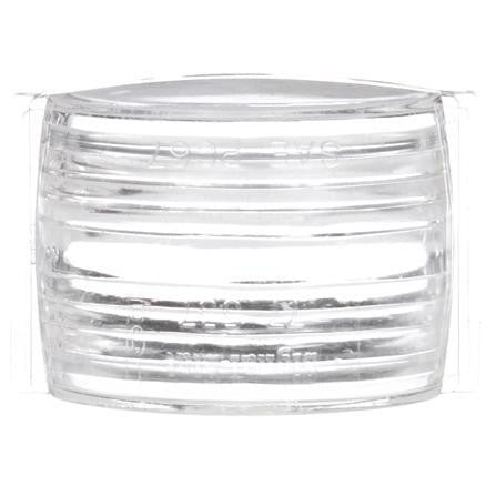 Truck-Lite 99160C Rectangular, Clear, Acrylic, Replacement Lens, Snap-Fit