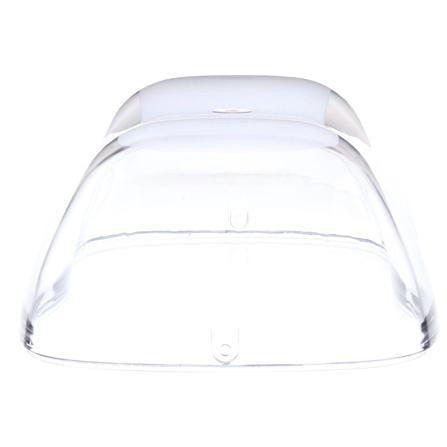 Truck-Lite 99200C Oval, Clear, Polycarbonate, Replacement Lens, Snap-Fit