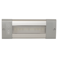 "ECCO EW0410 Interior LED 5.4"" Rectangle, Switched, Surface Mount 12-24V - Levine Auto and Truck Lighting"
