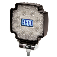ECCO EW2102 Equinox™ Square 8 LED Flood Beam, Worklamp - Levine Auto and Truck Lighting