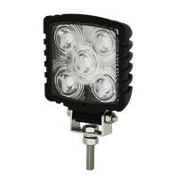 ECCO EW2471 Square 5 LED, Flood Beam, Worklamp - Levine Auto and Truck Lighting