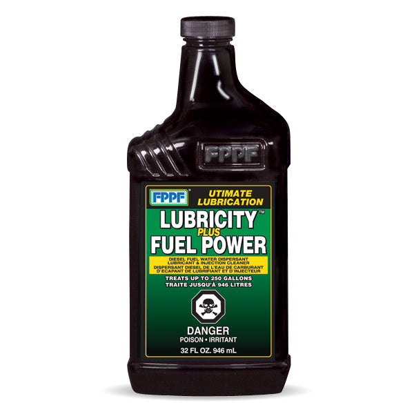 FPPF 00105 Lubricity Plus Fuel Power 32 oz. Bottle