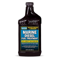 FPPF 00165 Marine Forumla Diesel Fuel Treatment 32 oz. Bottle Treats 375 gal